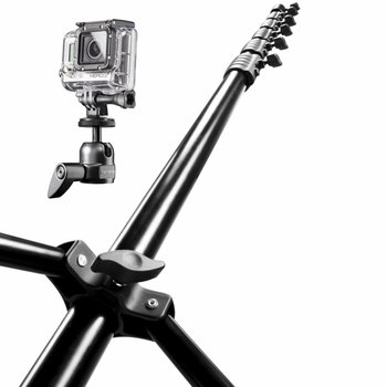 mantona Maxi Airview tripod for GoPro 6m