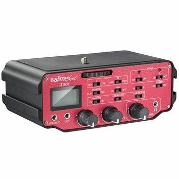 walimex pro walimex pro Audioadapter 107