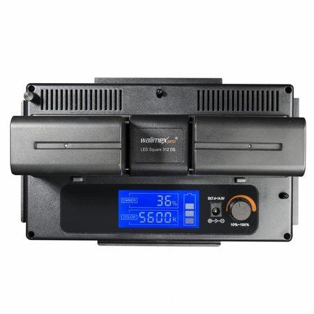 walimex pro Video LED Square 312 D