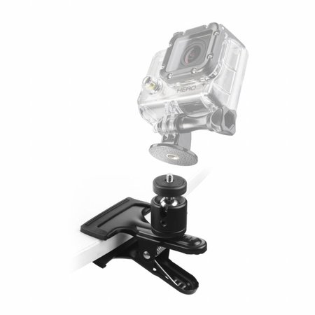 mantona GoPro Clamp Set II