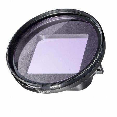mantona GoPro Filter magenta voor 58mm
