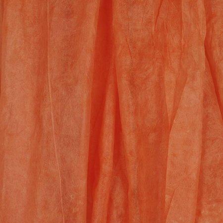 walimex Achtergronddoek 3x6m oranje