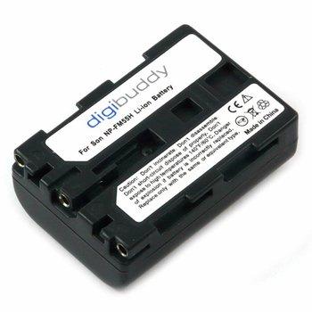 walimex walimex Li-ion Batterij NP-FM55H/NP-QM51 voor Sony, 1400mAh