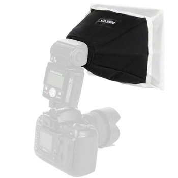 walimex Universal  Softbox 15x20cm for Compact Flashes