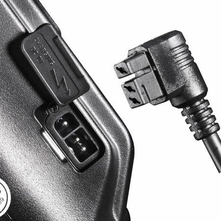 walimex pro V2 flitser kabel voor Light Shooter 2,5m