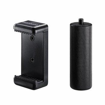 mantona GoPro 1/4 inch handvat voor een smartphone