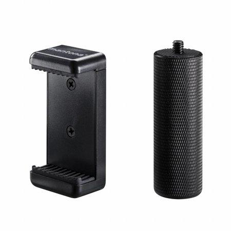 mantona GoPro 1/4 inch Handle for Smartphone