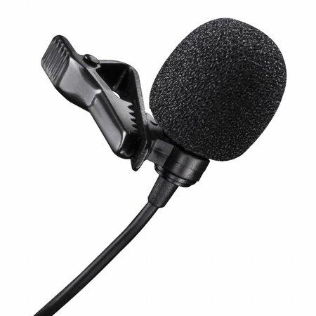 mantona Lavalier Mikrofon für Gopro 3/3+/4