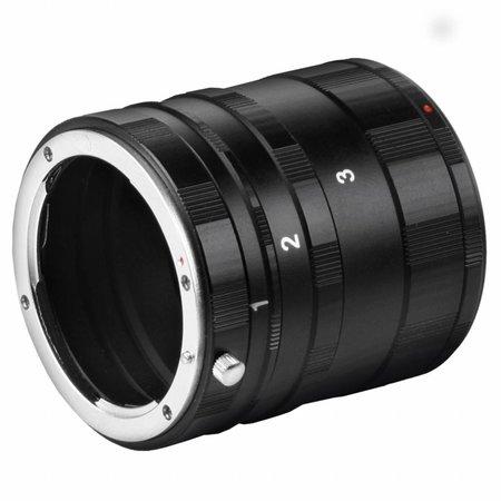 walimex Makro Zwischenringsatz für Nikon