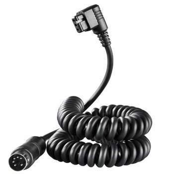 walimex pro Powerblock Coiled Cord for Canon