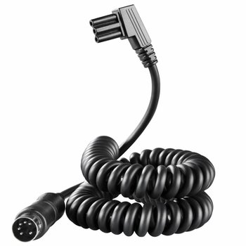 walimex pro Powerblock Coiled Cord for Nikon