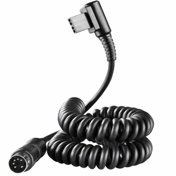 walimex pro Powerblock Coiled Cord for Metz