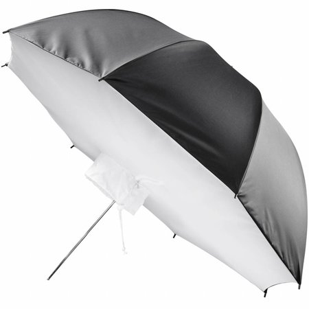 walimex pro Umbrella Softbox Reflector, 91cm