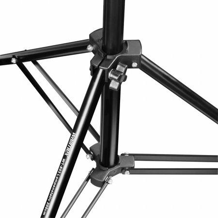 walimex WT-803 Lampenstativ, 200cm
