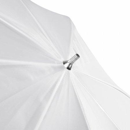 walimex pro Reflectie Studio Paraplu Softbox Doorschijnend 109cm