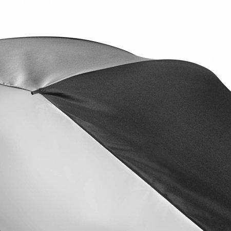 walimex pro Schirmsoftbox Reflektor, 109cm