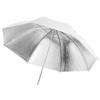 walimex pro walimex pro Reflectie Studio Paraplu wit/zilver 109cm