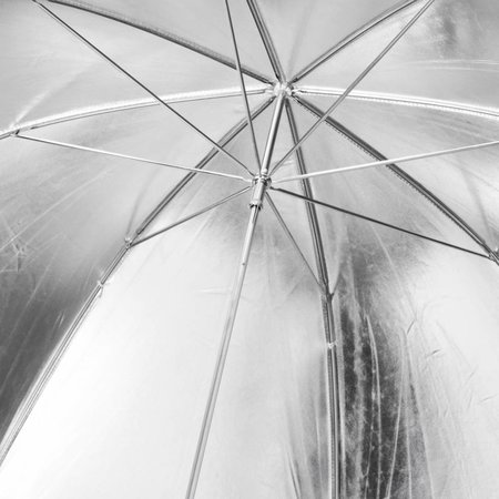walimex pro Reflex Umbrella white/silver, 109cm