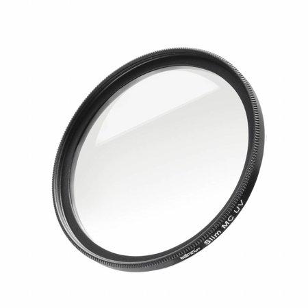 mantona Colttasche Premium  inkl. UV Filter 58mm