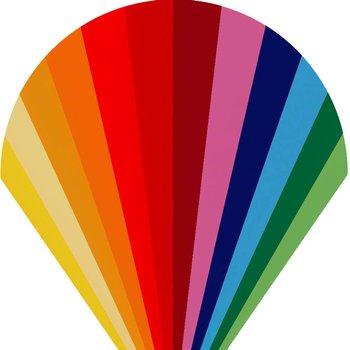 walimex pro Colour Filter Set, 12pcs., 30x30cm