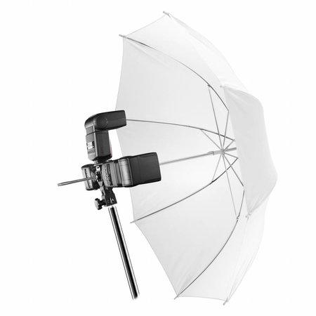 walimex Triple Flash and Umbrella Holder