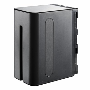 walimex walimex Li-ion Batterij NP-F960 voor Sony, 6600mAh