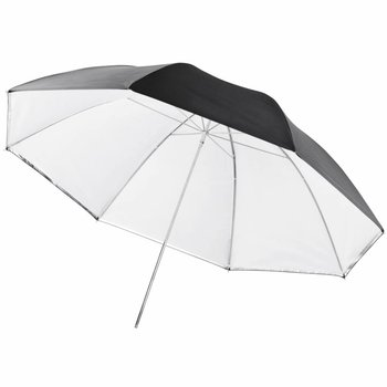 walimex pro Reflex 2in1 & Transl. Umbrella white 109cm