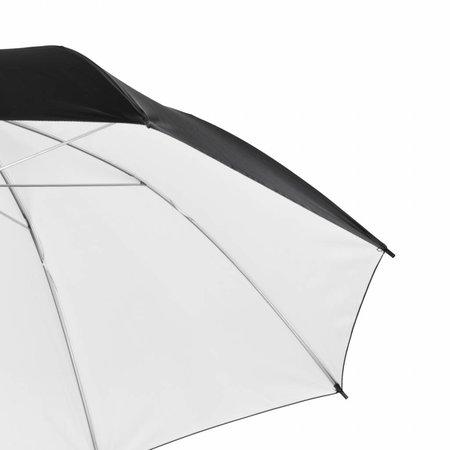 walimex pro Reflectie Studio C116:C132Paraplu zwart/wit 84cm