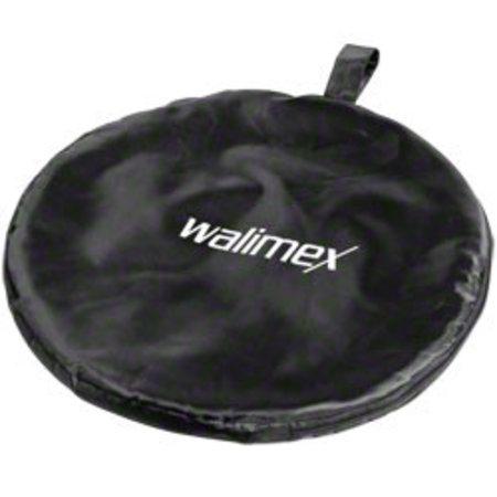 walimex Faltreflektor silber/weiß, 91x122cm