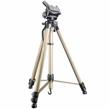 walimex Camera Tripod Basic WT-3570 + 3D Ball Head, 165cm