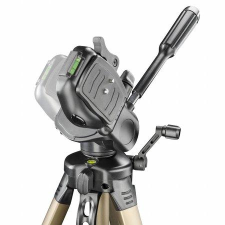 walimex Tripod Basic WT-3570 + 3D Ball Head, 165cm