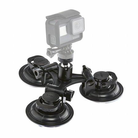 mantona 3-Bein Saugnapfhalterung XL GoPro