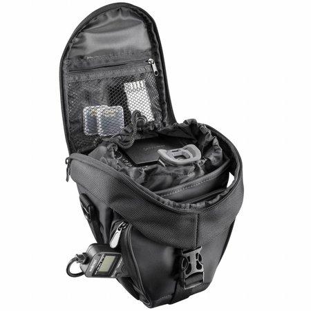 mantona Cameratas Premium, Zwart
