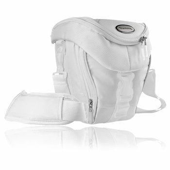 mantona Holster Bag Premium, white