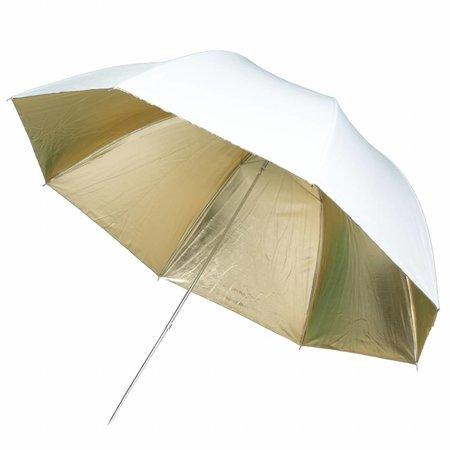 walimex Reflex Paraplu goud, 123cm