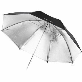 walimex pro walimex pro Reflectie Studio Paraplu Zwart / zilver 2 lagen, 109cm