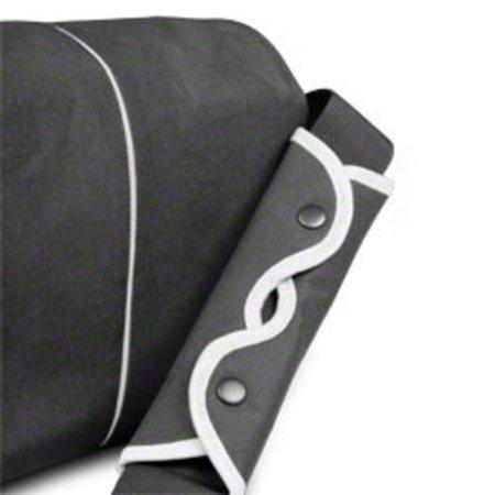 mantona Cool Bag Kameratasche black/white