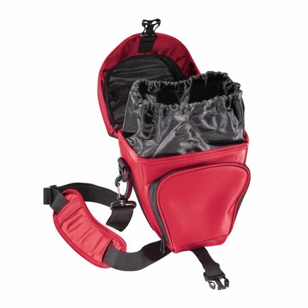 mantona Premium Bag red