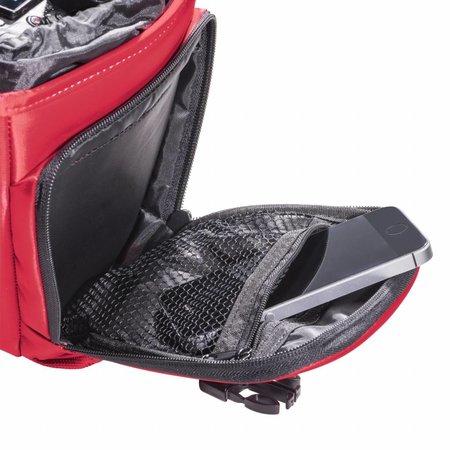 mantona Colttasche Premium rot