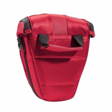 mantona Camera Bag Holster Premium, Red