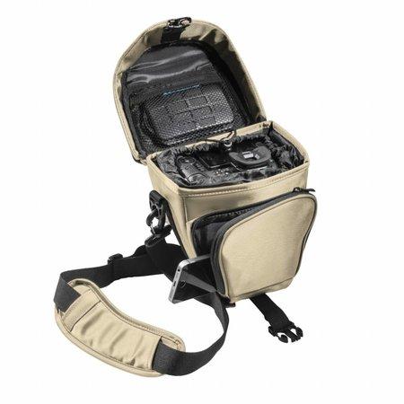 mantona Holster Cameratas Premium Bruin