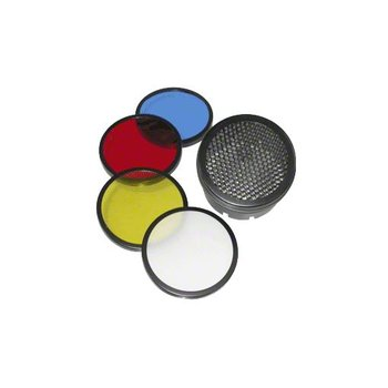 walimex Honeycomb & Colour Filter Set M&MR series