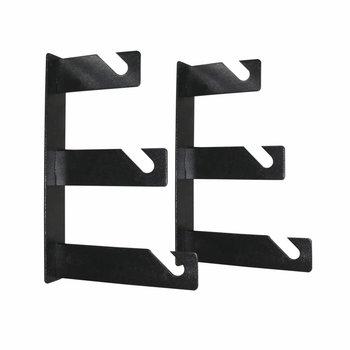 walimex Achtergrond Support Beugel Set voor Wand/Plafond, 2 rollen