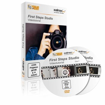 walimex DVD 'First Steps Studio'