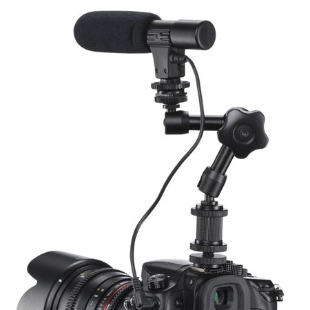 walimex pro Magic Arm 18cm for DSLR Rigs & Dollies