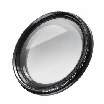 walimex ND-Fader 58 mm +2 bis +8 Blenden