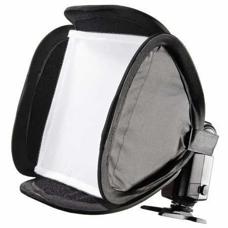 walimex Softbox 23x23cm Magic voor compact flitsers