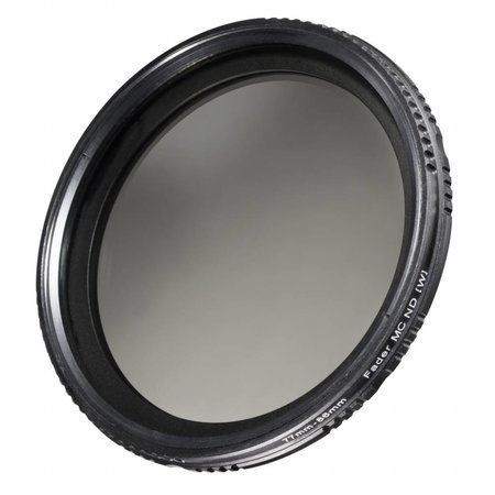 walimex pro ND-Fader coated 62 mm ND2 - ND400