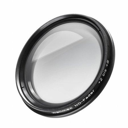 walimex ND-Fader 72 mm +2 bis +8 Blenden