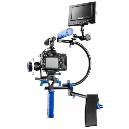 walimex pro C Bracket 15mm for DSLR Rig